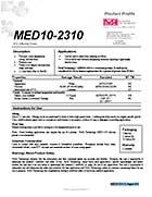 MED10-2310 PDF
